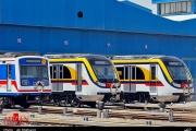۷۰ دستگاه واگن تا پاییز ۹۸ به متروی تهران اضافه میشود