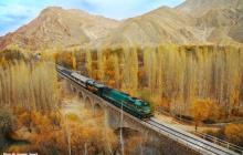 تجربه گردشگری با قطار؛ هفت رنگ پاییز در مسیرهای ریلی