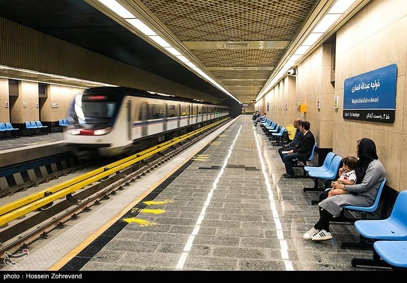 رفع مشکل خط 3 مترو تهران ؛ مسافرگیری انجام می شود