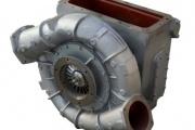 ساخت ۶۵ دستگاه «توربین لکوموتیو» توسط متخصصان داخلی
