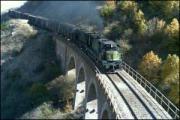 ۱۰۰۰ کیلومتر راهآهن افتتاح شد/ اتصال خط ریلی ایران به افغانستان
