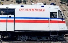 لزوم تجهیز راه آهن استان به اورژانس ریلی