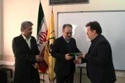 تقدیر از فعالیت های زیست محیطی پایانه مهرشهر شركت بهره برداری متروي تهران و حومه