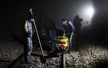 گزارش تصویری: عملیات بازسازی محور ریلی جنوب (ناحیه لرستان)