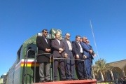 عملیات بازسازی اصلاح خط زاهدان- میرجاوه هر چه سریع تر آغاز شود