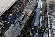 صدور حکم بازداشت 6 نفر از متهمان انفجار قطار در مصر