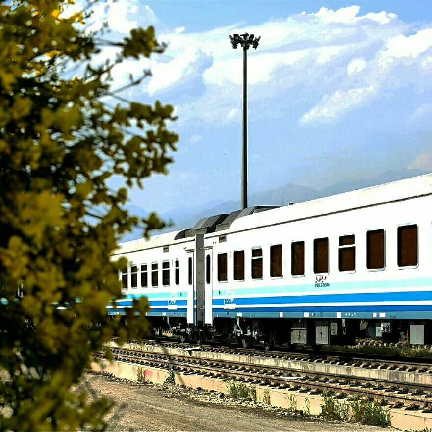 رشد۴ درصدی جابجایی مسافر در راه آهن خراسان در ایام نوروز