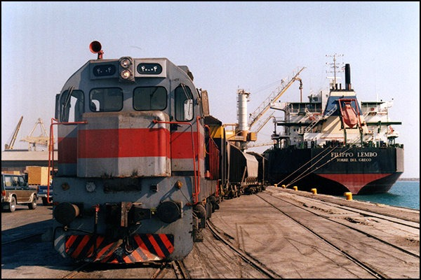 عملکرد اداره کل راه آهن هرمزگان در دو ماهه اول سال۹۸