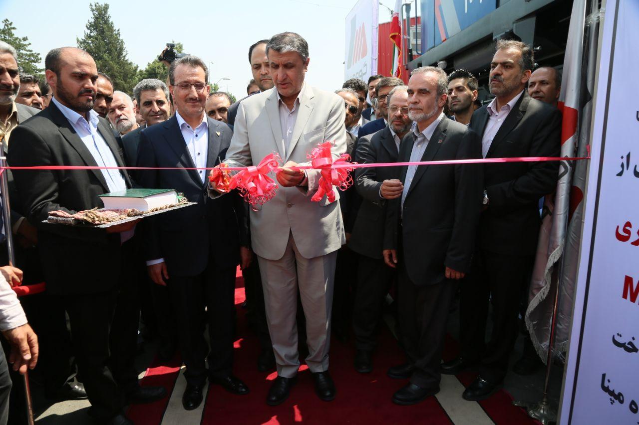 تولید لکوموتیو باری و سوزن دو دستاورد مهم صنعت حمل ونقل ریلی است