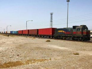 شاخص بارگیری حمل بار راه آهن اراک ۱۱۶ درصد افزایش یافت