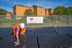 افتتاح اولین قطار خورشیدی انگلیس