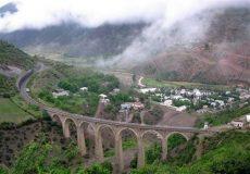 لیست پل های ریلی ایران که ثبت ملی شده است