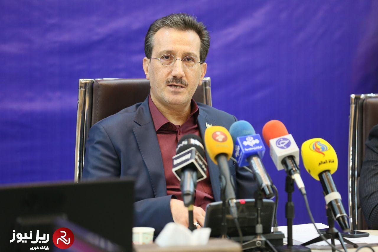 ۱۸۲ کیلومتر خط دوم راه آهن در هفته دولت افتتاح میشود / شرکت قطارهای حومهای در آستانه تولد است