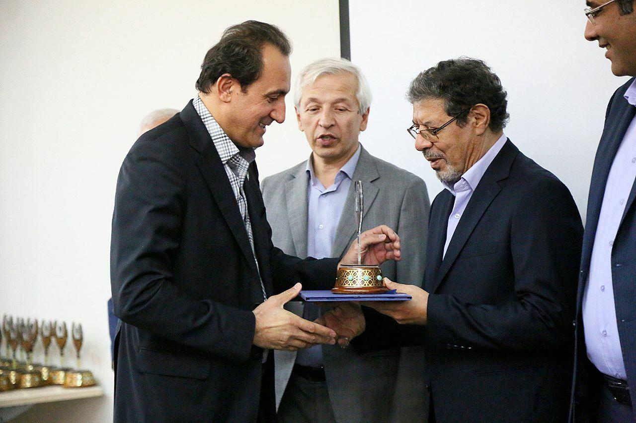 مراسم اختتامیه چهاردهمین جشنواره ملی انتشارات روابط عمومی برگزار شد