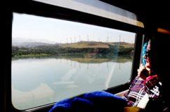 سومین قطار گردشگری گیلان فردا به رشت می رود