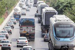 مجوز شورای اسلامی مشهد برای تکمیل ناوگان خط یک قطار شهری