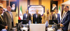 برگزاری مراسم تودیع و معارفه سرپرست اداره کل راه آهن هرمزگان