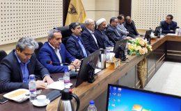 برگزاری مراسم تودیع و معارفه مدیرکل راه آهن خراسان