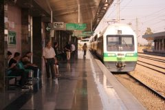 فاصله حرکت قطارهای خط ۵ مترو تهران، در روز جمعه ۱۲ مهر ماه ۹۸ افزایش خواهد یافت