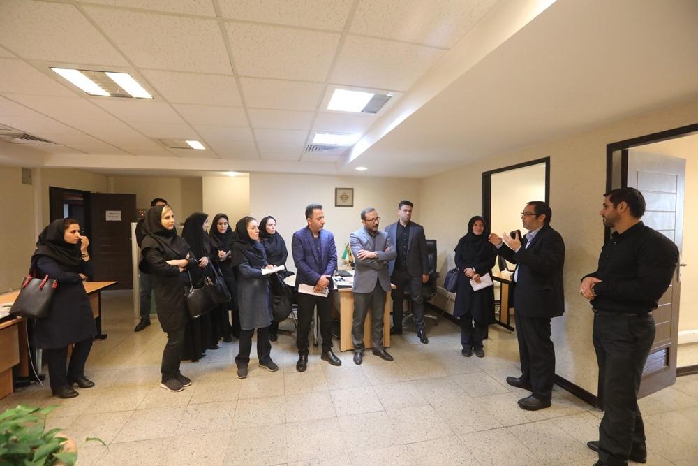 شرکت بهره برداری متروی تهران و حومه تجربیات خود را در اختیار آبفا قرار داد