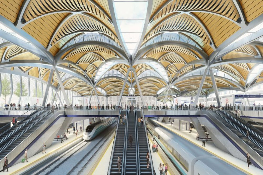 راه آهن پر سرعت انگلیس در باتلاق کمبود بودجه