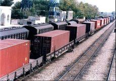 سیمان، بیشترین صادرات ریلی از راه آهن شرق