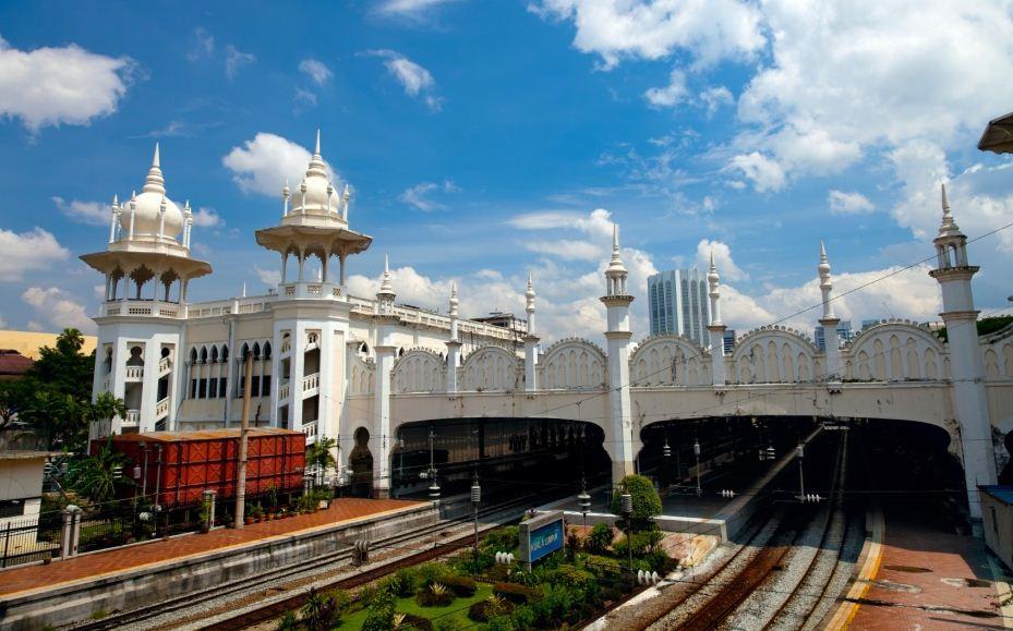 شناخت ایستگاه های زیبای قطار در سراسر جهان(قسمت اول)