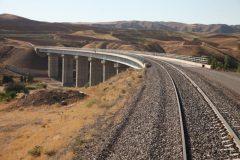مراسم افتتاحیه راهآهن میانه-بستانآباد روز چهارشنبه برگزار میشود