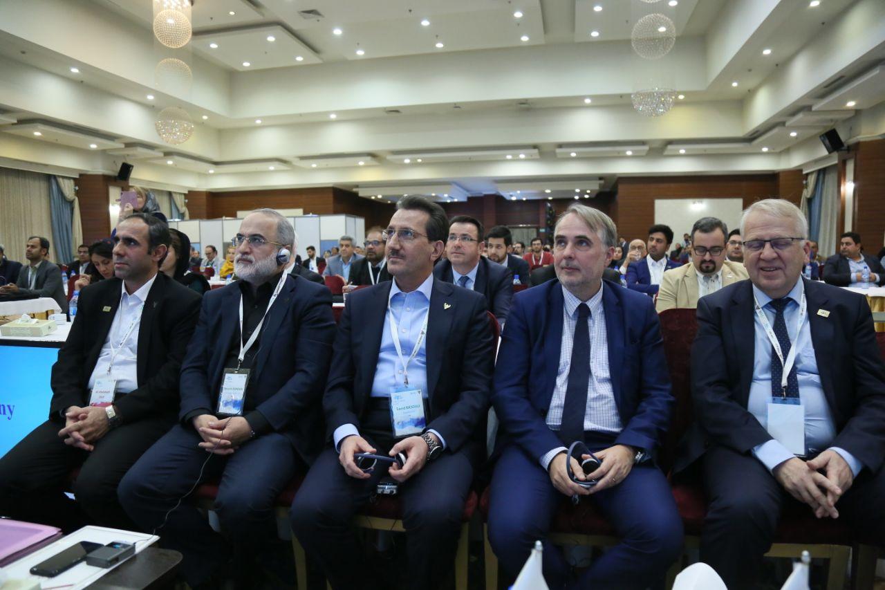 هفتمین کنفرانس بینالمللی «ایستگاه های آینده» به کار خود پایان داد