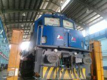 تعمیر و راه اندازی بیش از ۳۵۰۰ لکوموتیو و ۳۱۰۰ واگن در راه آهن یزد