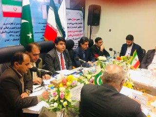 برگزاری هفتمین کمیته مشترک بلوچی تجارت مرزی ایران و پاکستان/گزارش تصویری