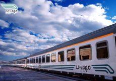 راهاندازی قطار ۶ تخته نورالرضا در استانهای شمالغرب