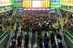 فروش ۱۸۱ میلیون بلیت هواپیما و قطار برای تعطیلات سال نو چین