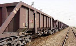 ثبت بالاترین رکورد بارگیری در راه آهن شرق