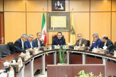 برگزاری جلسه ستاد ارتقا ایمنی و مدیریت بحران محور جنوب