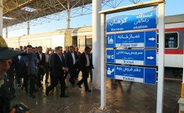 سفر معاون وزیر راه و شهرسازی به استان کرمان از لنز  ریل نیوز