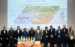 مراسم گرامیداشت هفته حمل ونقل در راه آهن جمهوری اسلامی ایران برگزارشد