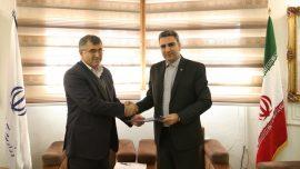 تفاهم نامه ای میان راه آهن شمال ۲ و آموزش و پرورش گیلان منعقد شد