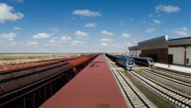 رشد ۱۵۸ درصدی صادرات از حوزه ریلی گلستان طی ۸ ماهه امسال