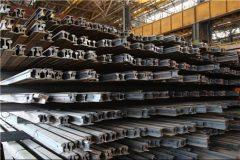 ذوب آهن اصفهان توان تولید ۴۰۰ هزار تن ریل در سال را دارد