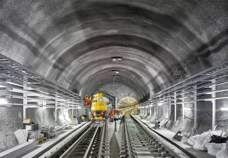 فاز نخست قطار شهری کرج در نیمه اول سال ۹۹ بهرهبرداری میشود