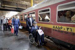 افزایش ۱۸ درصدی مسافران جابجا شده با قطارهای شمالغرب