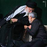 پیام تسلیت رهبر انقلاب در پی شهادت مالک اشتر علی زمان