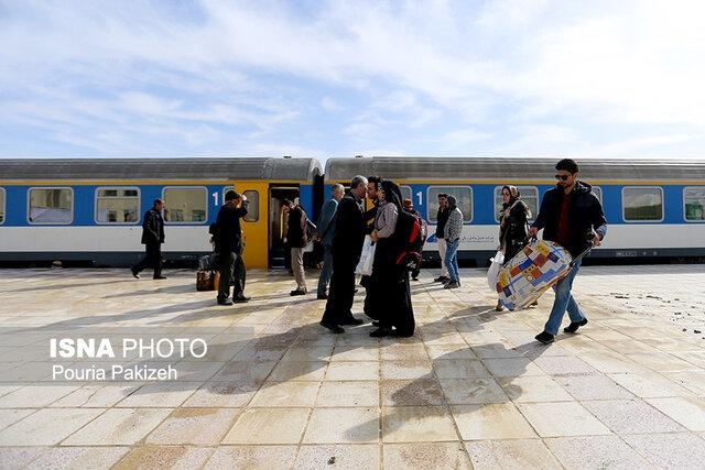 جابجایی مسافر در خطوط ریلی استان کرمان ۱.۵ درصد افزایش یافت