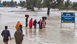 برآورد خسارت ۷۸۲۷ میلیارد ریالی سیل به زیرساختهای جادهای و ریلی/ اولین هشدار هواشناسی ۴ روز قبل از وقوع سیل