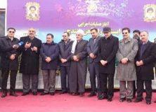 آغاز عملیات اجرایی ایستگاه راهآهن سنندج با الهام از فرهنگ مهمان نوازی مردم کردستان