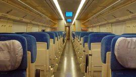 نوروز امسال با سریعترین قطار ایران به مشهد سفر کنید!