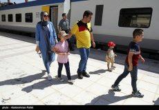 شناسایی مبتلایان به ویروس کرونا در ایستگاههای راهآهن
