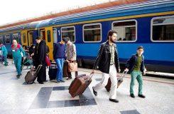 دو مسیر جدید به قطارهای نوروزی مشهد افزوده شد