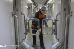 اقدامات پیشگیرانه شهر زیرزمینی برای مقابله با ویروس کرونا